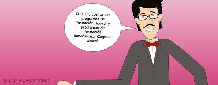 Sistema de Información de Educación para el Trabajo y el Desarrollo Humano